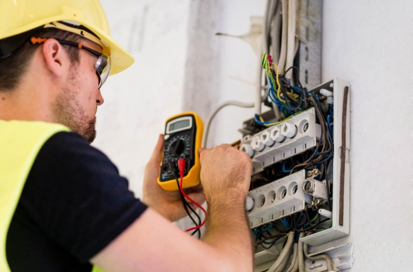 The Five-Step Electrical Screening as Well as Tagging System